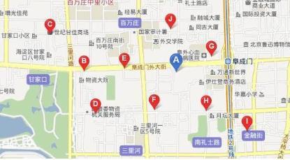 地图标注一个月赚万元的项目推荐配图